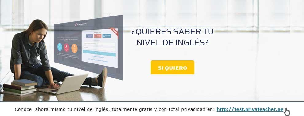 Inglés donde vayas - Privateacher Online English Course